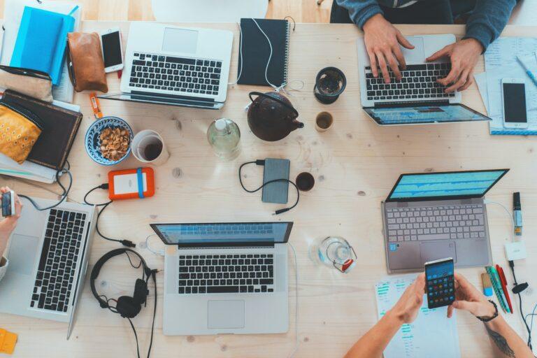 Effectief samenwerken in een online leeromgeving